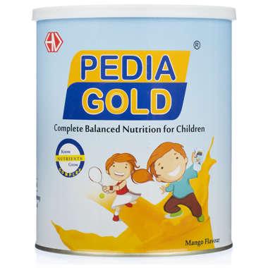 PEDIA GOLD POWDER MANGO