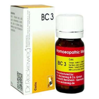 DR. RECKEWEG BC 3 TABLET