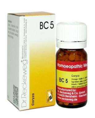 DR. RECKEWEG BC 5 TABLET