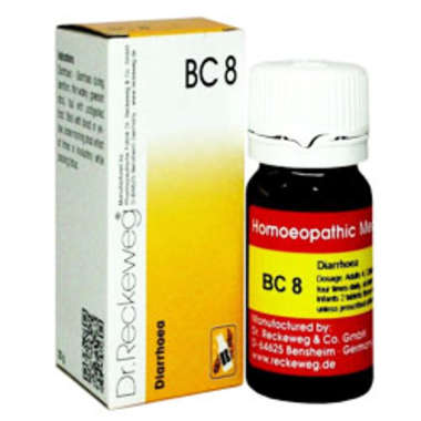 DR. RECKEWEG BC 8 TABLET