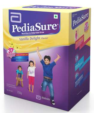 PEDIASURE REFILL PACK VANILLA