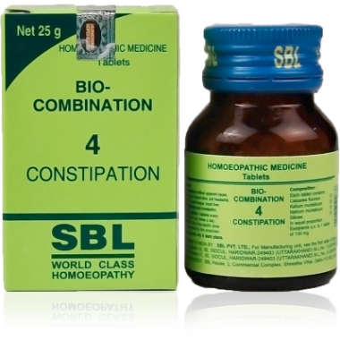 SBL BIO-COMBINATION 4 TABLET