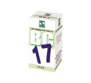BIOCOMBINATION NO. 17 TABLET