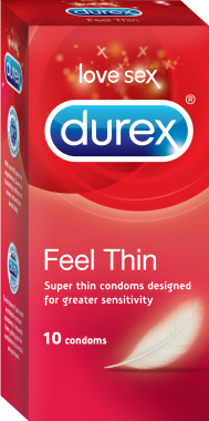 DUREX FEEL THIN CONDOM