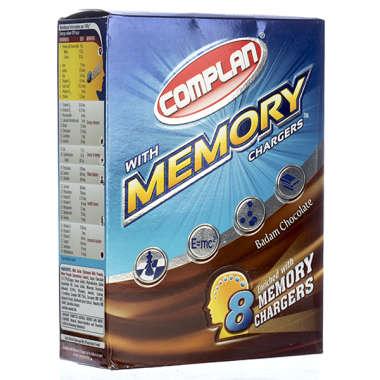 COMPLAN MEMORY  BIB BADAM CHOCOLATE