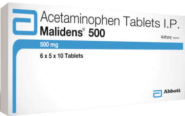Malidens 500mg Tablet