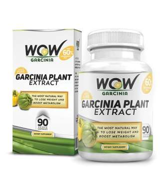 WOW Garcinia Plant Extract Capsule