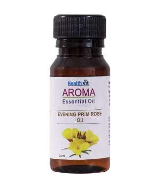 HEALTHVIT AROMA EVENING PRIM ROSE  ESSENTIAL OIL