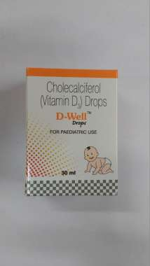 D-Well 400IU Drop