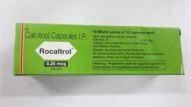 ROCALTROL CAPSULE