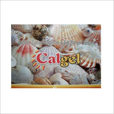 CALGEL  SOFT GELATIN CAPSULE
