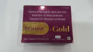 RESVINOL GOLD CAPSULE