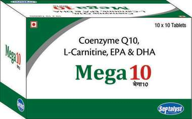 MEGA 10 TABLET