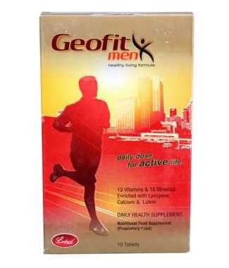 Geofit Men  Tablet