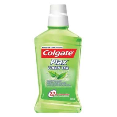 COLGATE PLAX FRESH TEA MOUTH WASH