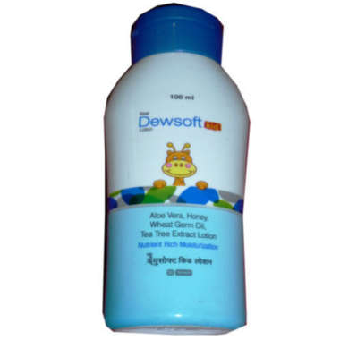DEWSOFT KID LOTION