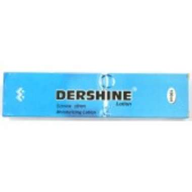 DERSHINE LOTION