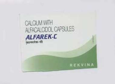 ALFAREK-C TABLET