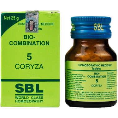 SBL BIO-COMBINATION 5 TABLET
