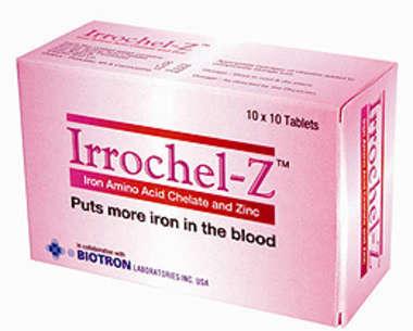 IRROCHEL-Z TABLET