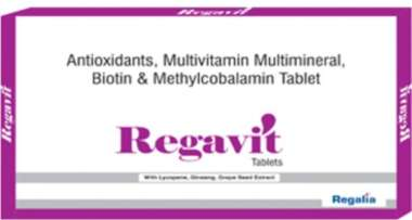 REGAVIT TABLET