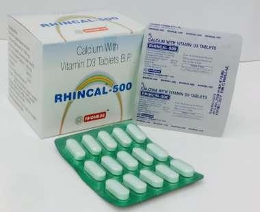 Rhincal Tablet