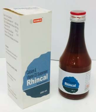 RICHCAL SUSPENSION