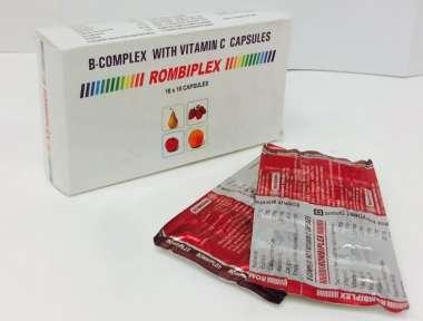 ROMBIPLEX CAPSULE