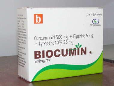 BIOCUMIN SOFT GELATIN CAPSULE