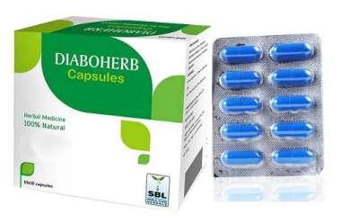 DIABOHERB CAPSULE