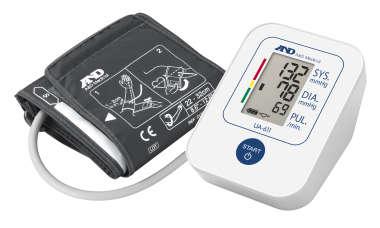 A&D UA-611 Upper Arm BP Monitor
