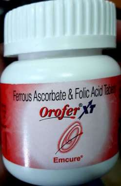 OROFER XT TABLET