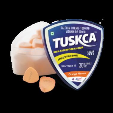 TUSKCA TABLET ORANGE
