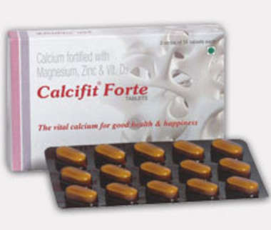 CALCIFIT FORTE TABLET