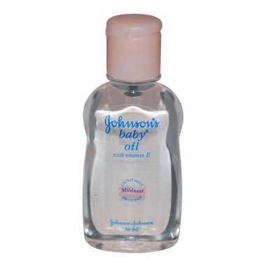 JOHNSONS BABY OIL