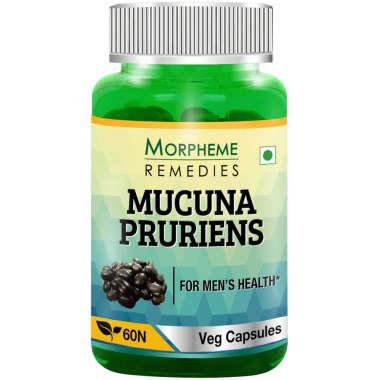 MORPHEME  MUCUNA PRURIENS CAPSULE