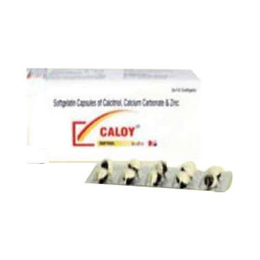 CALOY SOFTGEL