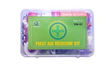 TFS FIRST AID MEDICINE KIT MK-03