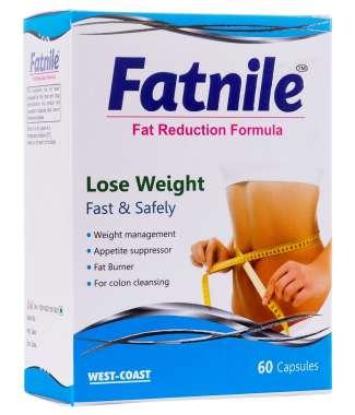 FATNILE FAT REDUCTION FORMULA CAPSULE