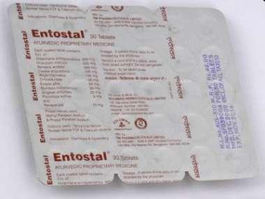 ENTOSTAL TABLET