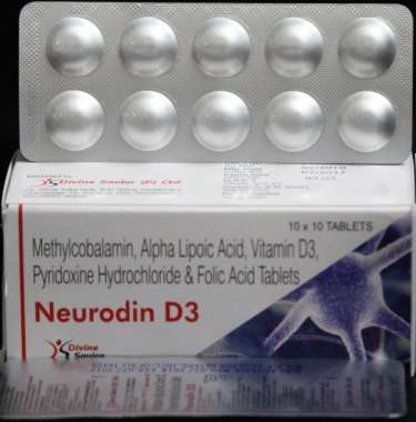 NEURODIN D3 TABLET