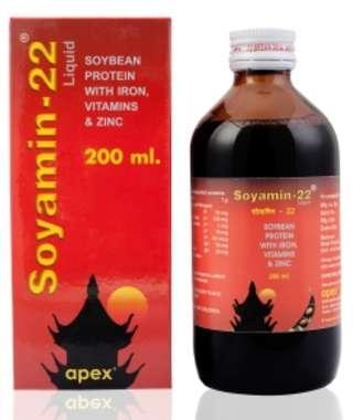 SOYAMIN 22 SYRUP