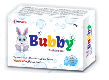 BUBBY BATHING BAR