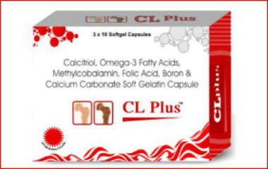 CL PLUS SOFT GELATIN CAPSULE