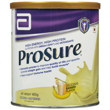 PROSURE POWDER BANANA