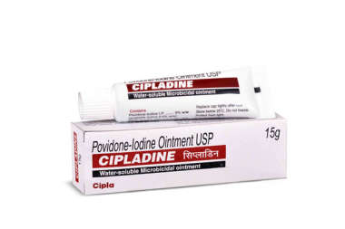 CIPLADINE 5% OINTMENT
