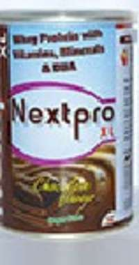 NEXTPRO XL POWDER CHOCOLATE