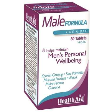 HEALTHAID MALE FORMULA TABLET