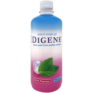 DIGENE ORAL GEL MINT