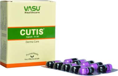 VASU CUTIS  CAPSULE